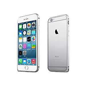 Mcdodo , Case Bumper for iPhone6 , Ultra Thin and Slim Case for Apple iPhone 6 (4.7 Inch) , Multi Colors 0.7mm Aluminum Protect Deff Cleave Bumper For iPhone 8 (Silver)