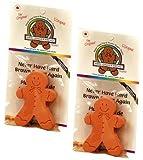 (2 Pack) The Original Brown Sugar Gingerbread Girl