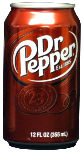 Southwest Speciality Products 51003C Dr Pepper Diversion Can Safe