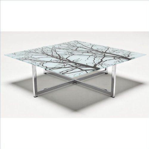 Low Metal And Glass Coffee Table: Buy Low Price Bryson Square Coffee Table W/ Metal