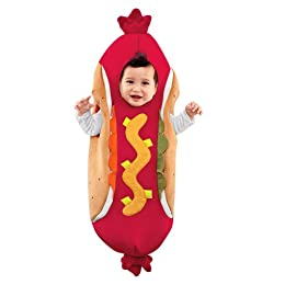 Product Image Infants' Hotdog Bunting - 0-6 Months