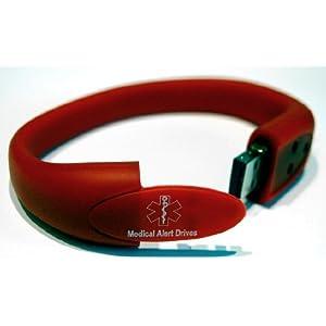 Medical Alert Bracelets | Medical ID Bracelets | N-Style ID