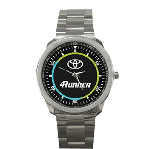 New Wrist watches XATX054 Hot Toyota 4Runner Hilux Surf 4WD SUV Emblem Accessories Sport Watch (Japanese Toyota Emblem compare prices)