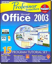 Professor Teaches Microsoft Office 2003 V6