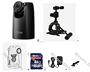 Brinno Construction Time Lapse Camera PRO Bundle BCC200 + 16GB + Wall Power Supply + USB Data Cable
