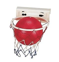 Small World Toys Gertie Balls - Hoop w/Gertie Basketball