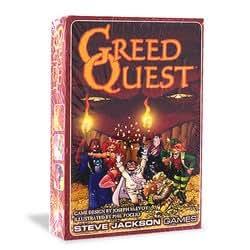 Greedquest