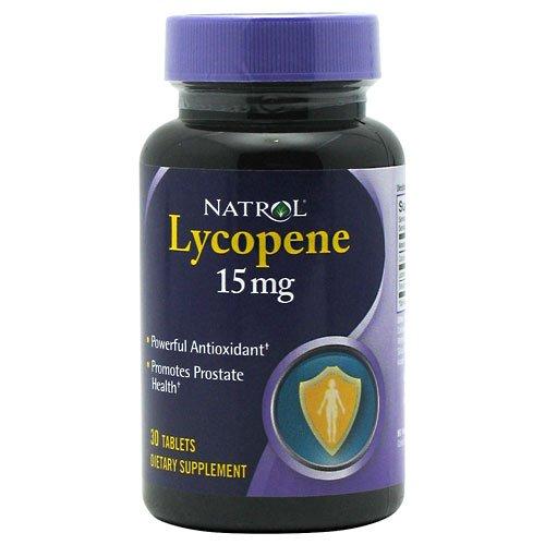 Natrol Lycopene -- 15 Mg - 30 Tablets ( Multi-Pack)