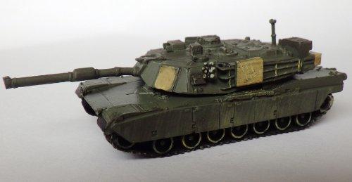 アメリカ軍 M1(プラス)エイブラムス 主力戦車  A1型 単色迷彩