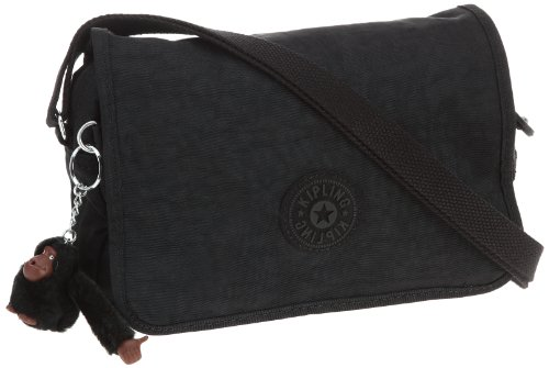 Kipling Womens Delphin Shoulder Bag K15061900 Black