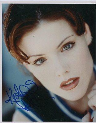 Kathleen Robertson Signed Beverly Hills 90210 Tin Man HollywoodLand Boss I