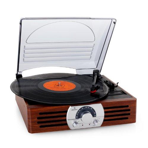 auna-tt-83n-giradischi-multifunzione-in-stile-vintage-con-casse-integrate-lettore-vinili-radio-am-fm