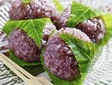 福島県名産品 磐梯銘菓 「紫黒餅(しこくもち)6ヶ×4箱」
