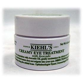 Kiehls - Creamy Eye Treatment with Avocado - .5 oz: Beauty