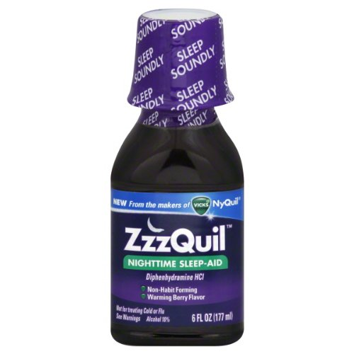How much zzzquil do you take