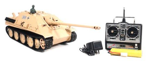 Airsoft German Jagdpanther 1:16 Electric RTR RC Tank