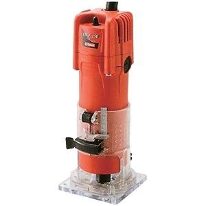 【クリックで詳細表示】E-Value トリマー 450W EWT-450N: DIY・工具
