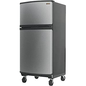 Gladiator GarageWorks GAFZ21XXRK Freezerator Convertible Refrigerator/Freezer 21-Cubic-Feet