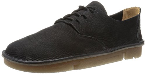 clarks-originals-trigenic-veldt-mens-leather-casual-shoes-black-43-eu