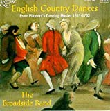 English Country Dances: From Playford's Dancing Master 1651-1703