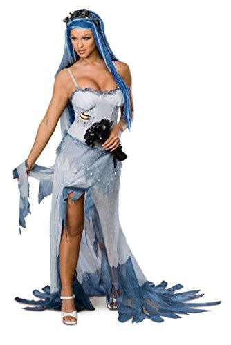 Rubies Womens Sexy Corpse Bride Halloween Fancy Costume