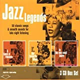 Various Artists Jazz Legends (A Touch Of Romance/Our Favourite Things...)