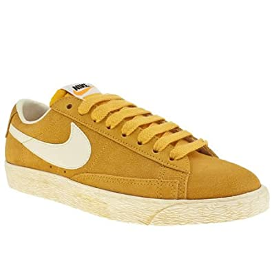 nike blazer yellow