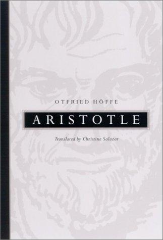 Aristotle (Suny Series in Ancient Greek Philosophy), OTFRIED HOFFE