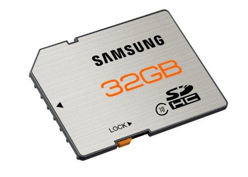 Samsung Sescure Digital HC 32GB scheda di memoria SD classe...