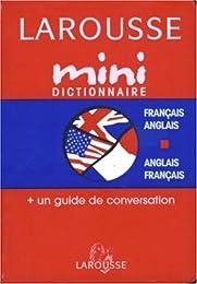 Mini Dictionnaire Français-Anglais / Anglais-Français
