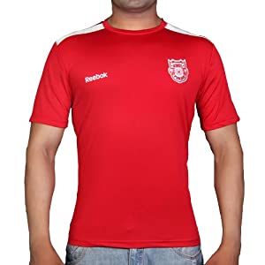 Kings XI Punjab - Fangear T-Shirt by Reebok - Size : S