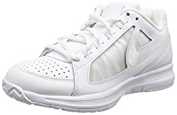 Nike Women\'s Air Vapor Ace Athletic Tennis Shoe White Size 5.5
