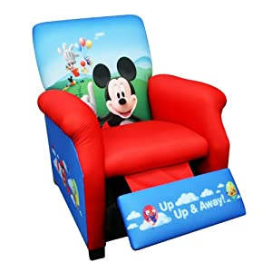 Mickey Mouse Children S Chairs And Room Decor