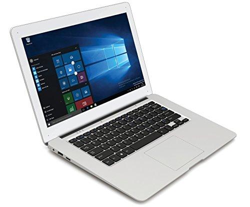 """ODYS Trendbook 14 1.33GHz Z3735F 14.1"""" 1366 x 768Pixeles Color blanco - Ordenador portátil (Portátil, Color blanco, Concha, Z3735F, Intel® AtomTM, BGA592)"""