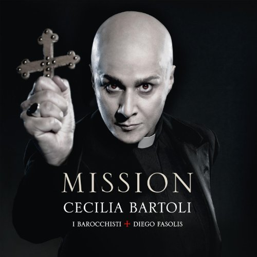 Mission  -Cecilia Bartoli - CD
