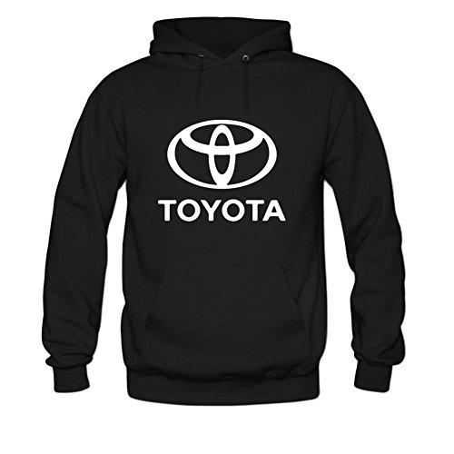 toyota-logo-mens-hoody-sweatshirt-l-black