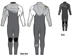 Buy Body Glove Mens 3 2mm Prime Slant Zip Full Body Wetsuit by Body Glove