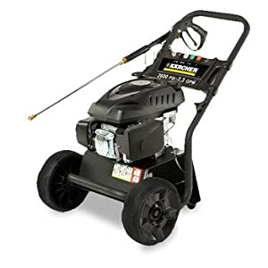 Karcher 2600 PSI Gas Pressure Washer with Engine