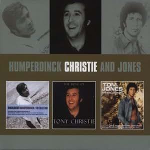Tony Christie/Engelbert Humperdinck/Tom Jones Triple set