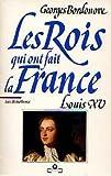 echange, troc Bordonove Georges - Louis XV le bien-aime 010598