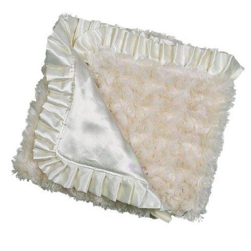 Maison Chic Swirlz Faux Fur Blanket - 1