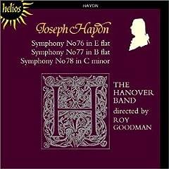 Symphonies N 76 En Mi Bémol, N 77 En Si Bémol, N 78 En Do Mineur