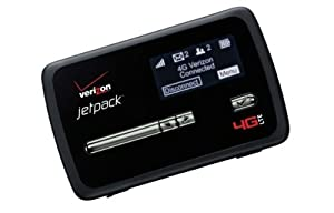 Brand New Wireless 4G LTE MiFi 4620L Wi-Fi Intelligent Mobile Hotspot