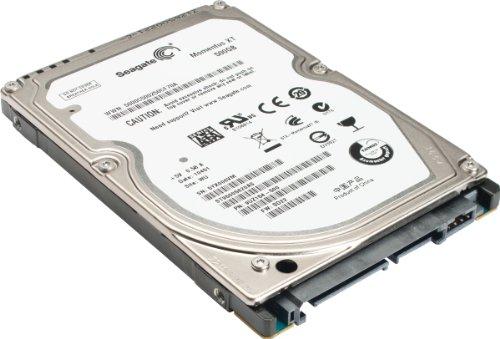 Seagate Momentus XT 500GB 2.5 inch SATA Hybrid Hard Drive/SSD Retail
