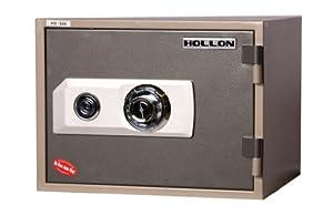 Hollon HS-310D 2 Hour Fireproof Home Safe