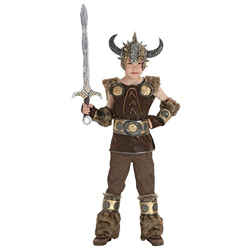 [GSG Viking Costume Boys Outfit Kids Halloween Fancy Dress Up] (Viking Outfits For Adults)