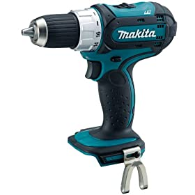 Bare-Tool Makita BDF452Z 18-Volt LXT Lithium-Ion Cordless 1/2-Inch Driver/Drill (Tool Only, No Battery)