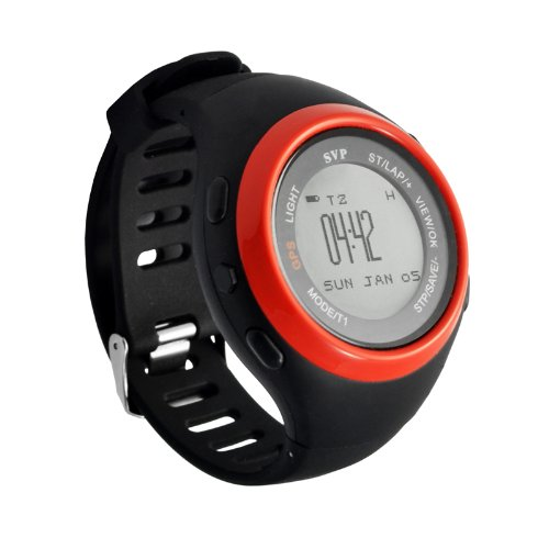 SVP® T1 The Global Leading GPS Sports Watch Red