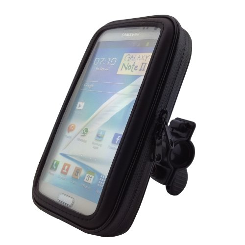 Image of Patuoxun CE66-PTX-2 Sport Mount Bike Cycle Stand Holder Waterproof Case Bag For Samsung Galaxy Note 2 Note Ii