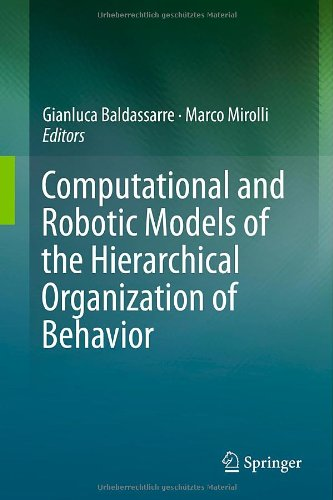 Computational And Robotic Models Of The Hierarchical Organization Of Behavior back-76794
